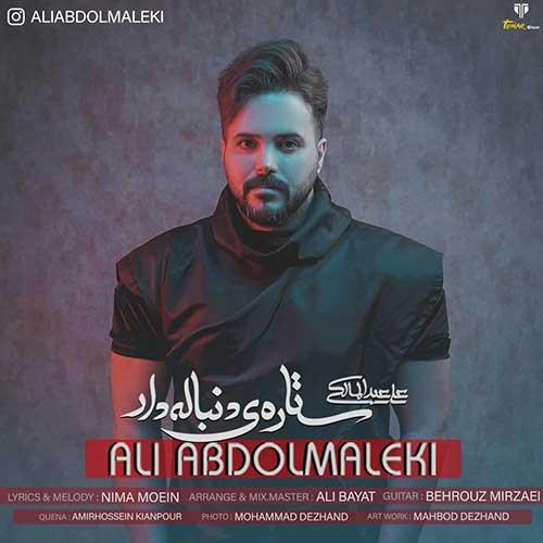 دانلود آهنگ ستاره ی دنباله دار شبای من نباشی نوری نداره شبای من از علی عبدالمالکی
