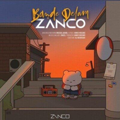 دانلود آهنگ بند دلم از زانکو