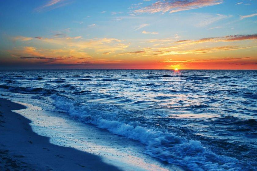 دانلود صدای دریا و موج دریا + صدای مرغابی و بوق کشتی