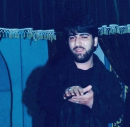 دانلود مداحی چشمای قشنگ عباس خوابو از چشمام گرفته از سید جواد ذاکر