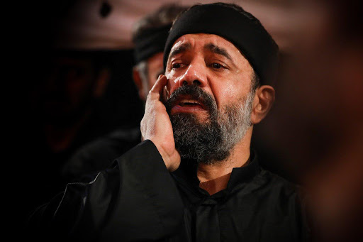 دانلود مداحی دامن کشان رفتی دلم زیر و رو شد [آب به خیمه نرسید فدای سرت] از محمود کریمی