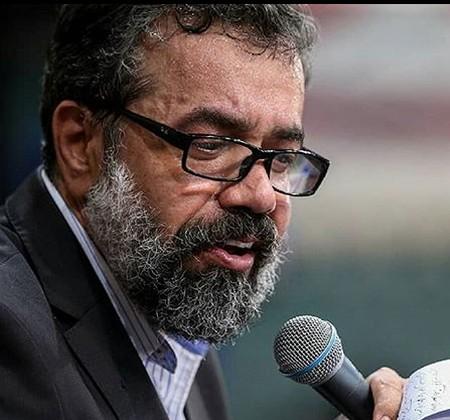 دانلود مداحی آقا تویی و اونی که پریشونه منم از محمود کریمی
