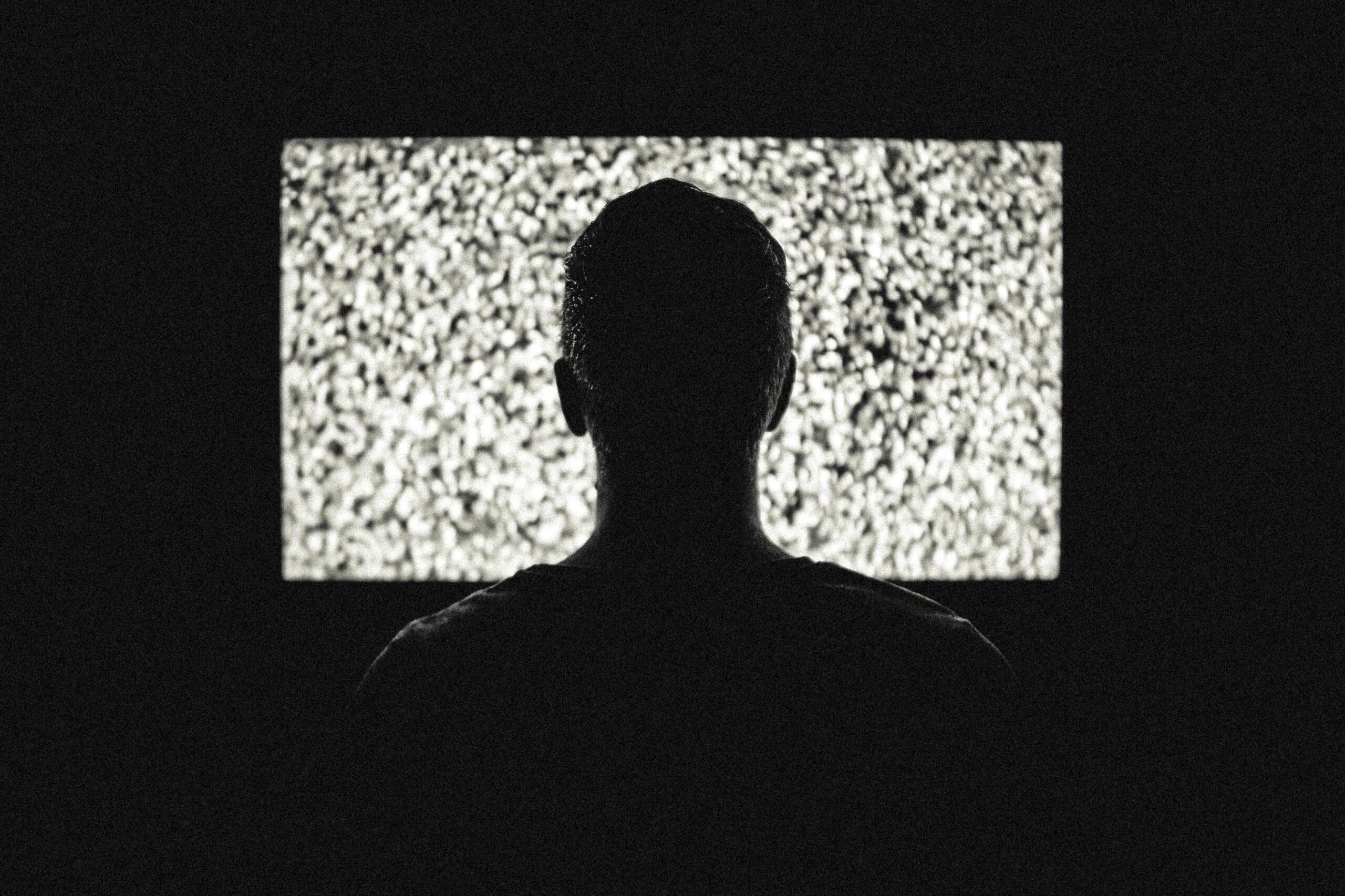 دانلود صدای برفک تلویزیون