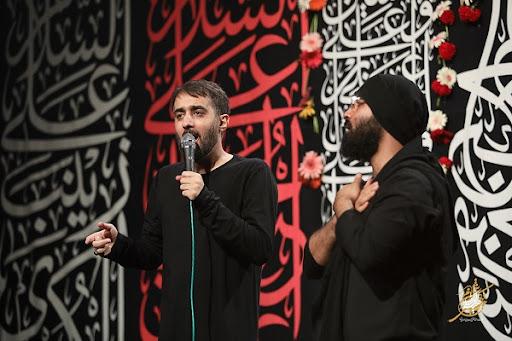 دانلود مداحی بی حرف و حدیث دوستت دارم از محمد حسین پویانفر و هلالی