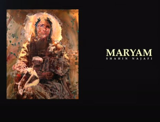 دانلود آهنگ جدید مریم از شاهین نجفی